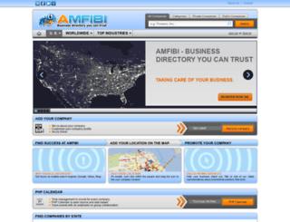 dc.amfibi.com screenshot
