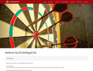 dcderiggel.nl screenshot