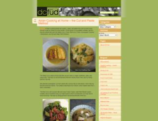 dcfud.com screenshot