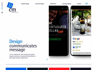 dcm-graphics.com screenshot
