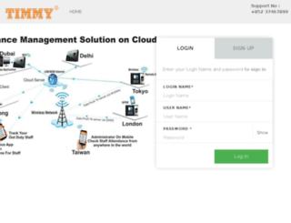 dcmodel-canopy.com screenshot