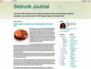 dcsistrunk.blogspot.com screenshot