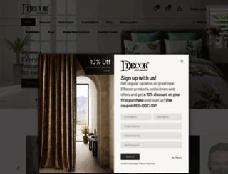 ddecor.com screenshot