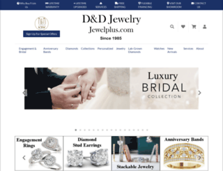 ddjeweler.com screenshot