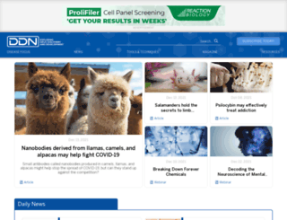ddn-news.com screenshot