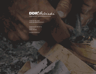 ddrhelsinki.fi screenshot