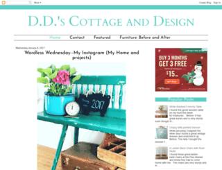 ddscottage.blogspot.com screenshot