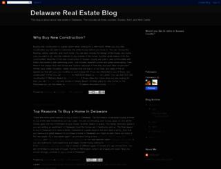 de-real-estate.blogspot.in screenshot