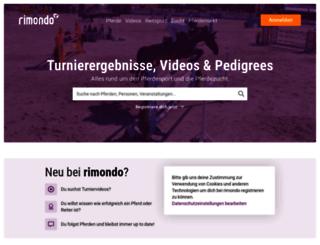 de.rimondo.com screenshot