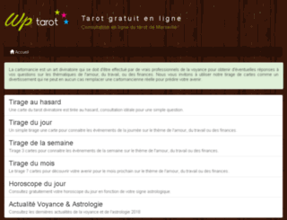Access de.wp-tarot.com. Tirage du tarot de Marseille GRATUIT en ligne 706f9a236279