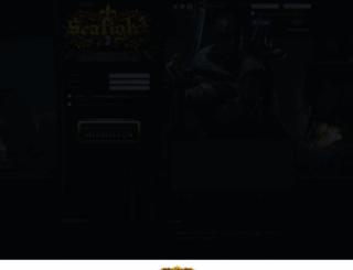 de1.seafight.com screenshot