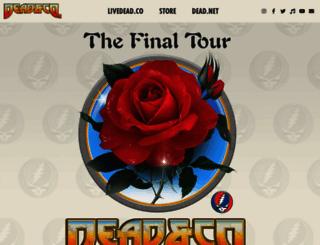 deadandco.com screenshot
