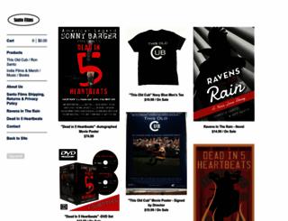 deadin5heartbeats.com screenshot