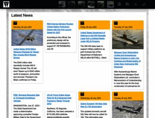 deagel.com screenshot
