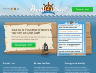 deal-boat.com screenshot