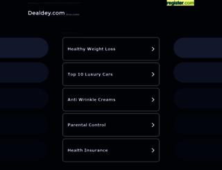 dealdey.com screenshot