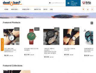 dealokart.com screenshot