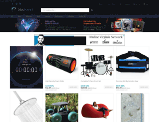 dealplanet.com screenshot