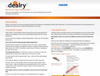 dealry.eu screenshot