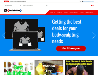 deals4delts.com screenshot