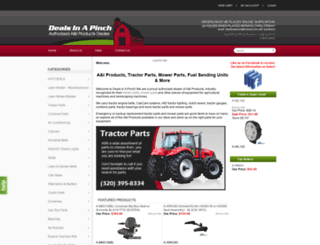 dealsinapinch.com screenshot
