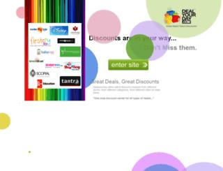 dealyourday.com screenshot