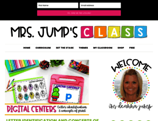 deannajump.com screenshot