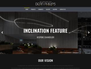 deanphillips.com screenshot