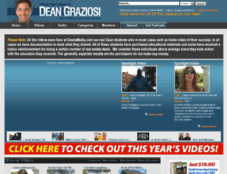 deansmedia.com screenshot