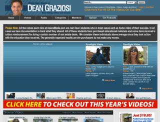 deansmedia.com screenshot