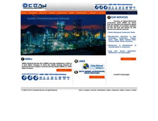 debaj.com.qa screenshot