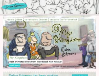 debby-graemehoffman.rhcloud.com screenshot