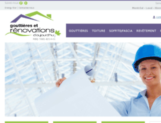 debbyrenovation.ca screenshot