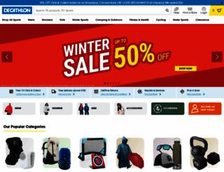 decathlon.com.au screenshot
