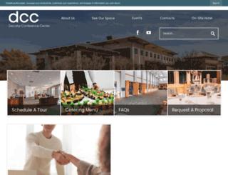 decaturciviccenter.com screenshot
