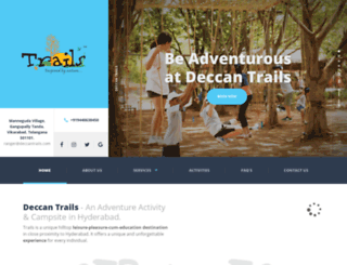 deccantrails.com screenshot