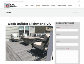 decksrva.com screenshot