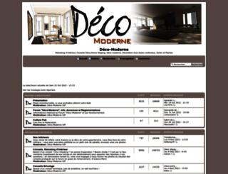 deco-moderne-fr.com screenshot