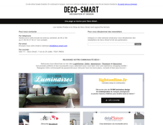 deco-smart.es screenshot