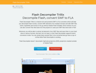 decompiler-swf.com screenshot