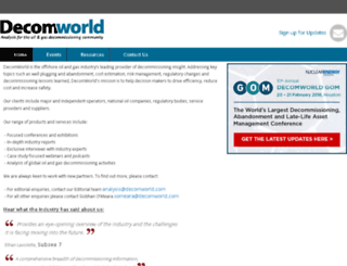 decomworld.com screenshot