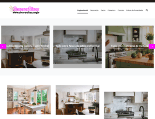 decorardicas.com.br screenshot
