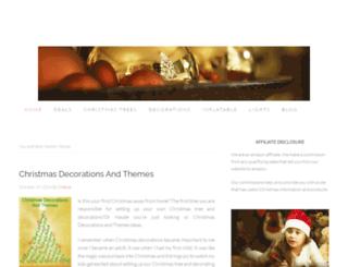 decorateyourchristmas.com screenshot