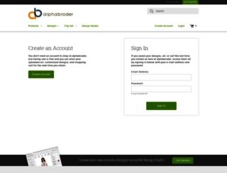 decoration.alphabroder.com screenshot