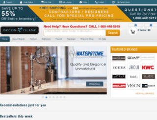 decorisland.com screenshot