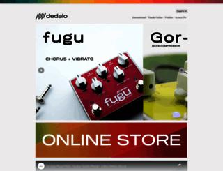 dedalofx.com.ar screenshot