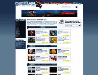 dediflash.com screenshot