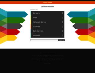 dediservers.net screenshot