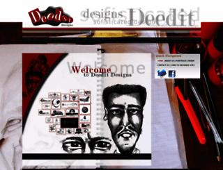deedit.co.za screenshot