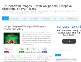 deepawaliimages2015.in screenshot